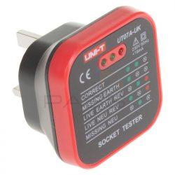 Máy kiểm tra ổ cắm UT07A-UK Socket Tester