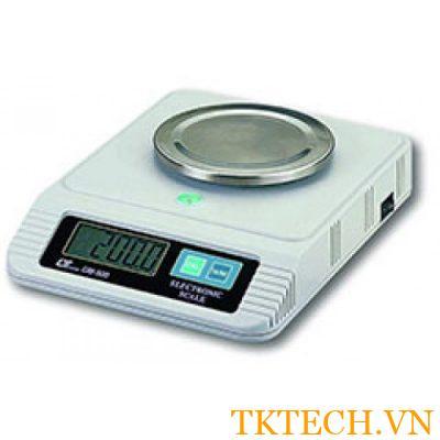 Cân điện tử Lutron GM-5000
