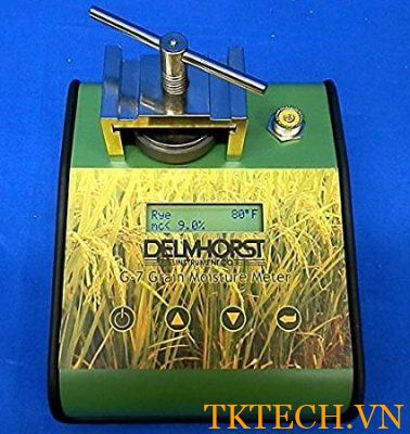 Máy đo độ ẩm Delmhorst G-7