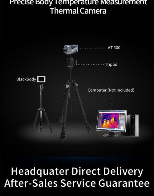 Tripod Camera đo thân nhiệt InfiRay AT300