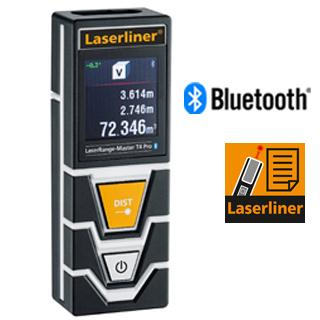 Máy đo khoảng cách laser Laserliner 080.850A