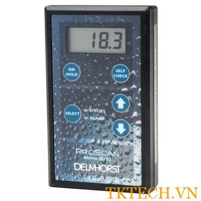 Máy đo độ ẩm gỗ Delmhorst Proscan