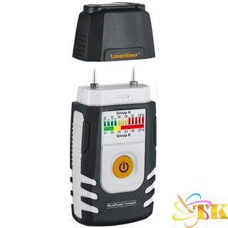Máy đo độ ẩm gỗ Laserliner 082.004A