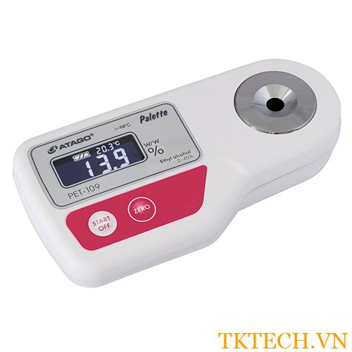 Khúc xạ kế kỹ thuật số Atago PET-109