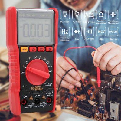 Đồng hồ vạn năng kĩ thuật số Smart Sensor ST833A