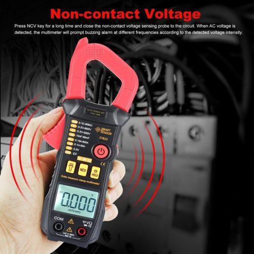 Ampe kìm AC Smart Sensor ST823