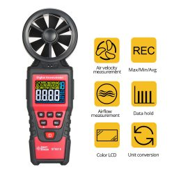 Máy đo tốc độ gió Smart Sensor ST6816