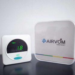 Máy đo bụi mịn và bụi siêu mịn Airvom T