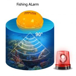 Máy dò cá không dây Fish Finder FISH01A (dò sâu 36m )