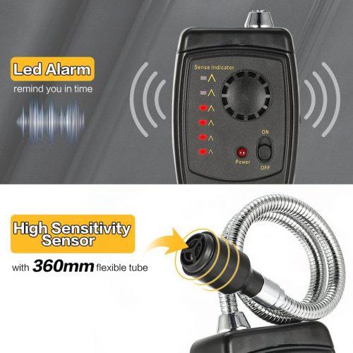 Máy phát hiện rò rỉ môi chất lạnh Smart Sensor AS5750L
