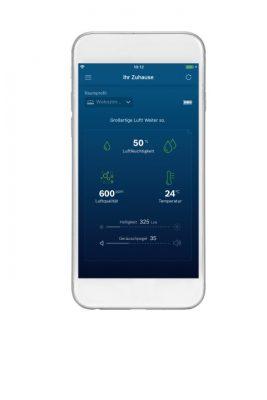Máy Đo Chất Lượng Không Khí BOSCH Smart Home Air