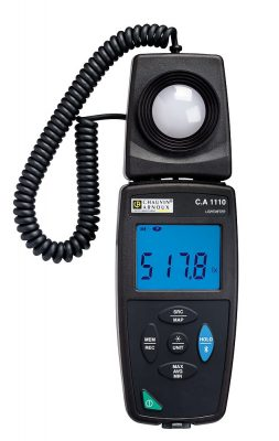 Máy đo cường độ ánh sáng Chauvin Arnoux CA 1110