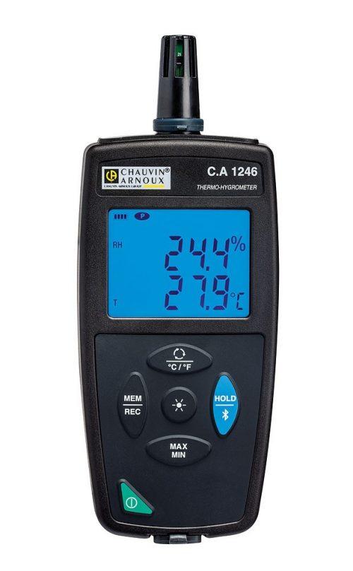 Máy đo nhiệt ẩm kế Chauvin Arnoux CA 1246