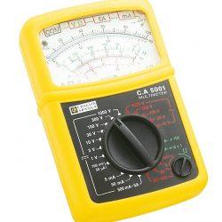 Đồng hồ vạn năng Chauvin Arnoux CA 5001