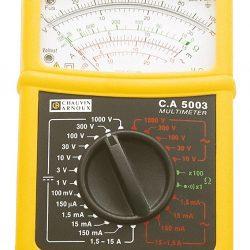 Đồng hồ vạn năng Chauvin Arnoux CA 5003