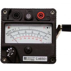 Máy đo điện trở cách điện Chauvin Arnoux CA 6501