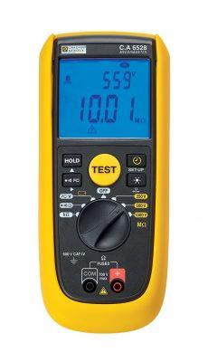Đồng hồ đo cách điện Chauvin Arnoux CA 6528