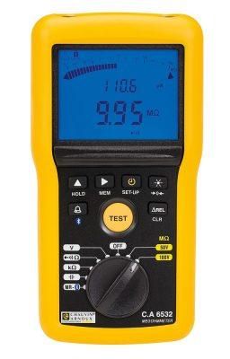 Máy đo cách điện Chauvin Arnoux CA 6532
