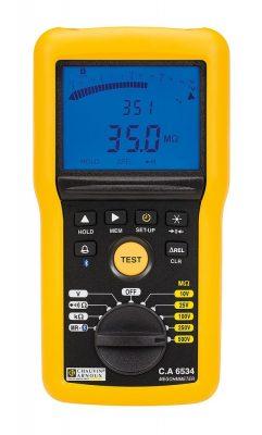 Máy đo cách điện Chauvin Arnoux CA 6534