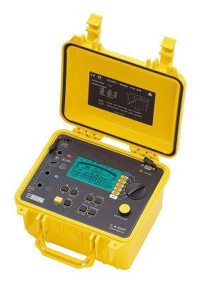 Máy đo điện trở cách điện Chauvin Arnoux CA 6547