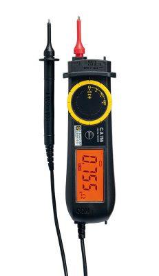 Thiết bị kiểm tra điện áp Chauvin Arnoux CA 755