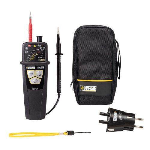 Thiết bị kiểm tra điện áp Chauvin Arnoux CA 762