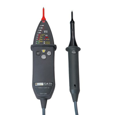 Thiết bị kiểm tra điện áp Chauvin Arnoux CA 771