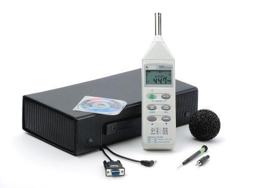 Máy đo độ ồn Chauvin Arnoux CA 834