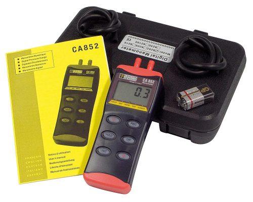 Đồng hồ đo áp suất Chauvin Arnoux CA 852