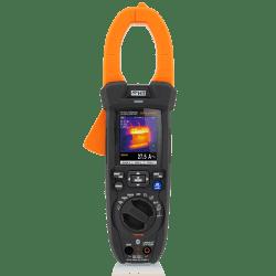 Ampe kìm tích hợp camera nhiệt HT ECLIPSE