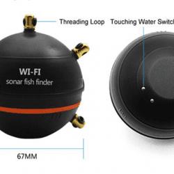 Kích thước Máy dò cá không dây FF03