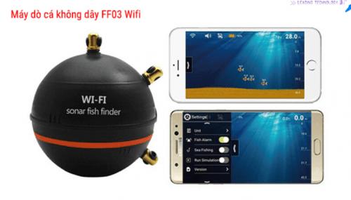 Máy dò cá không dây FF03