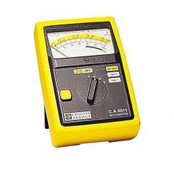 Máy đo điện trở cách điện Chauvin Arnoux CA 6511