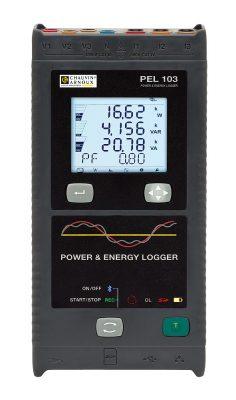 Máy ghi dữ liệu công suất 3 pha Chauvin Arnoux PEL103