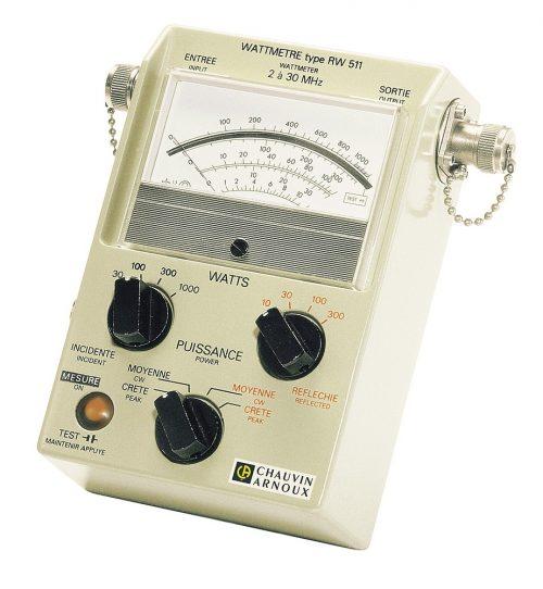 Máy đo công suất Chauvin Arnoux RW511