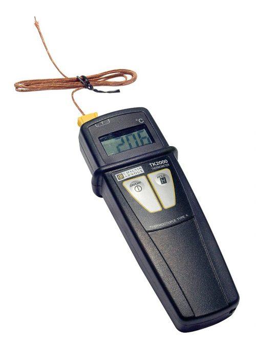 Máy đo nhiệt độ tiếp xúc Chauvin Arnoux TK 2000