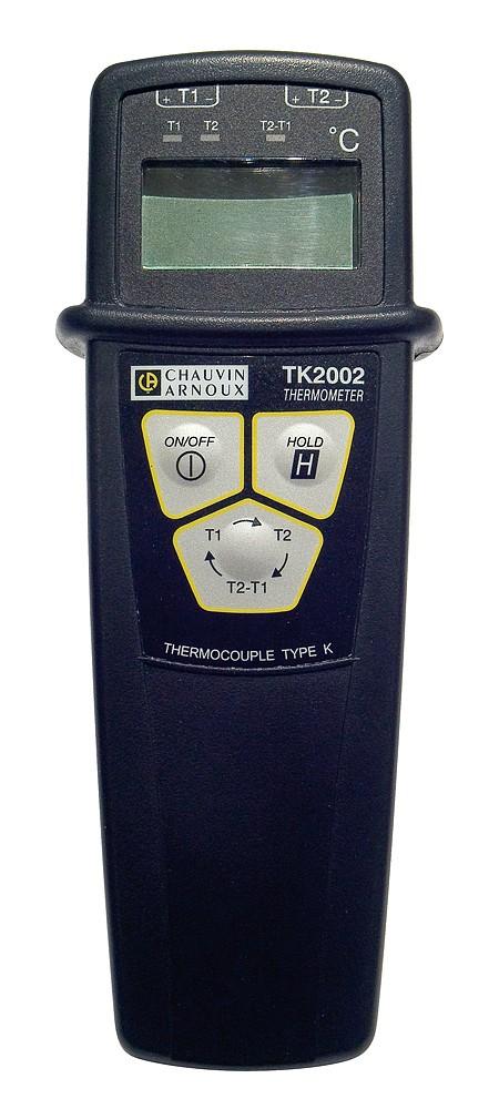 Máy đo nhiệt độ tiếp xúc Chauvin Arnoux TK 2002