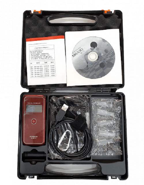 Máy đo nồng độ cồn Sentech AL9010