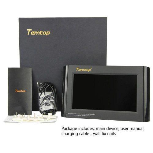 Máy đo chất lượng không khí Elitech TEMTOP M1000