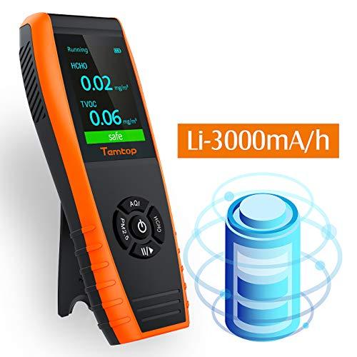 Máy đo chất lượng không khí TemTop LKC-1000S