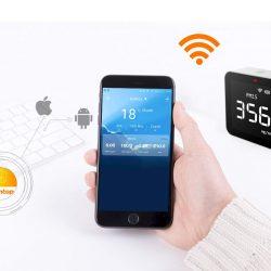 Máy đo chất lượng không khí Wifi Elitech Temtop M10i