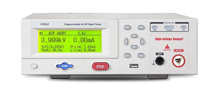 Máy kiểm tra độ bền điện môi Hopetech HT9912