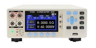 Máy đo nội trở pin ắc quy đa kênh Hopetech HT3563-12