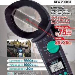 Ampe kìm Kyoritsu 2060BT