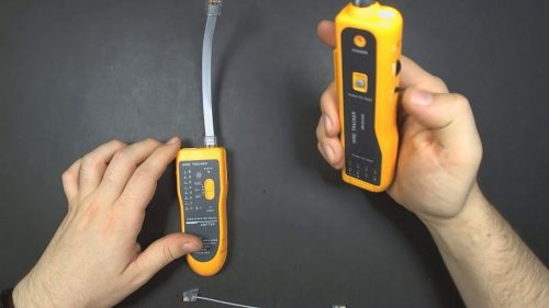 Máy test cáp mạng Wire Tracker JW-360