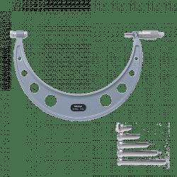 Panme đo ngoài cơ khí Mitutoyo 104-146A