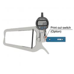 Compa đo ngoài điện tử Teclock GMD-1J