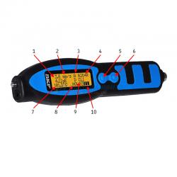 Máy đo độ rung SKF CMAS 100-SL
