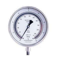 Đồng hồ áp suất chuẩn Gauges Bourdon France MAPG