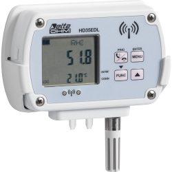 Hệ thống ghi dữ liệu không dây Delta Ohm HD35
